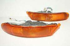 97-99 SUBARU Impreza SPORT Corner Amber Turn Lights SET