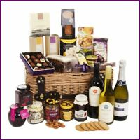 Fully Stocked Dropshipping GOURMET HAMPERS Website Business. Work From Home!