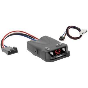 Trailer Brake Control for 95-09 RAM 1500 2500 3500 w/ Plug Play Wiring Adapter