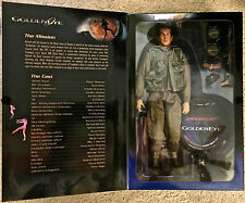 "JAMES BOND 007 PIERCE BROSNAN ""GOLDENEYE"" 12"" ACTION FIGURE SIDESHOW MIB"