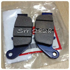 New Factory Rear Brake Pads 2012-2016 CRF250 L CRF250M Genuine Honda Nissin