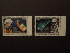 G567    CAMEROUN  1981  SPACE  MI  957-58  MNH