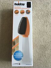 beldray handheld upholstery shampooer Includes Shampoo