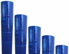 Glasschutzfolie Fenster Schutzfolie 100m selbstklebend Blau Grün Transparent