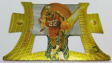 1997 NETBURNERS PRESS PASS DEDRIC WILLOUGHBY #NB25 IOWA STATE BASKETBALL CARD