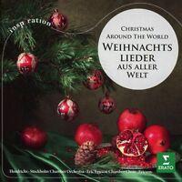 BARBARA HENDRICKS/SKKO - WEIHNACHTSLIEDER AUS ALLER WELT INSPIRATION  CD NEU