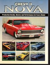 Chevy II Nova Production Details, History & Performance for Every Model