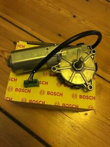 Bosch Wischermotor 0390207406 Wiper Motor Getriebegleichstrommotor