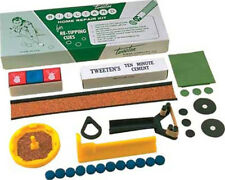 Tweeten Deluxe Cue Tip Repair Kit Billiard Pool Stick