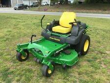 John Deere 737 Zero Turn Mower with Only 857 Hours