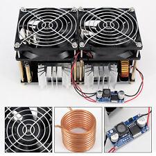 1pc 1800W ZVS induction chauffage Carte Module visseuse & dissipateur de chaleur