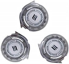 HQ8 Replacement Heads for Philips Norelco Spectra Series 8800 7800 (Pack of 3)