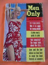 Men Only Magazine. June 1961. Vol. 76 No. 304.