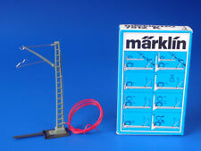 MARKLIN H0 - 7512 - Catenary Power Feeder Mast - K-Track / BOX - NEW