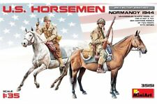 Miniart 35151 1/35 U.S. Horsemen Normandy 1944