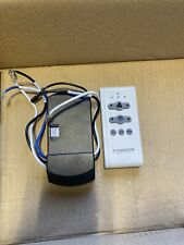 Fanimation 3-Speed White Handheld Ceiling Fan Remote Control W/ Receiver