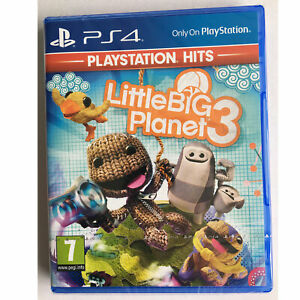 LittleBigPlanet 3 (PS4) New and Sealed Little Big Planet
