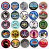 Embroidered Sew On Iron On Patches Badge Fabric Craft Transfer Costume Clothes