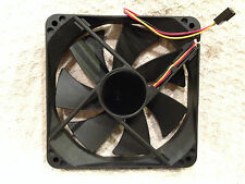 Case Fan 120mm x 120mm x 25mm 12V 0.20A 56 CFM 2800 RPM 3-Pin Hydraulic Brg +FS