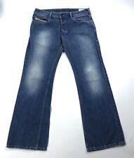 Diesel Zatiny Art 8YE Bootcut Mens Jeans Size 30 x 30 (Actual 32 x 29.5)