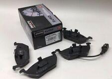 Akebono EUR768A Disc Brake Pad Set-Euro Ultra Premium Ceramic Pads Front MKD768S