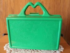 McDonalds Happy Meal Toy 1988 On the Go School Lunch Box Pencil Case ~ Vintage