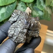 Etched Sphalerite Cluster w/ Druzy Matrix - Dundas Quarry, Ontario, Canada SALE