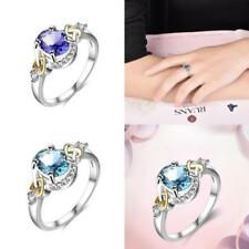 Unbranded Sapphire Wedding Costume Rings