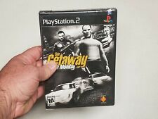 The Getaway Black Monday - Brand New PlayStation 2 PS2 Game Y-Folds
