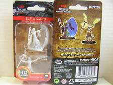Dungeons & Dragons Nolzur's Marvelous - Unpainted Miniatures - Elf Female Wizard
