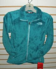 The North Face Girls Osolita 2 Soft Fleece Jacket -Ocn34 -S, M, Xl- Algiers Blu