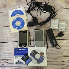 Dell Axim X51 Windows & Mobile Pocket PC PDA with Stylus, Chargers, Discs & WCF