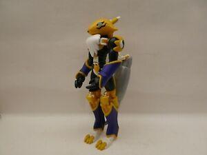 "Digimon 8"" Renamon Sakuyamon DigiVolving Action Figure - Rare"
