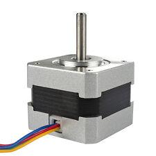 NEMA 17 Stepper Motor Kit 12V For CNC Reprap 3D Printer 2.8kg.cm 0.4A