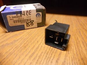 NEW MOPAR FUEL PUMP RELAY 4638271 SS 68142156AA ( DN710 DS706  B2 )