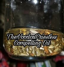 Authentic Compelling OIL Voodou Wicca Pagan  Spell Magic