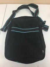 MTV Vintage Bag Shoulder Bag Black School Bag Carrier aa3
