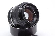 Nikon Nikkor ai 50 mm 1:1 .4 firmemente distancia focal lente estándar digital adatierbar