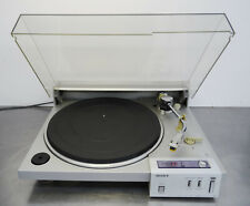 vintage record player - SONY PS-10F direct drive turntable vollautomatik