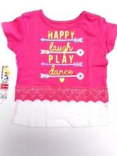 Girls shirts Toddler girls clothes Indian print Laugh Play Tops Variety 2T-5T