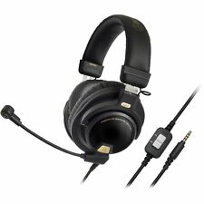 Audio-technica Ath-pg1 Premium Gaming Headset - Stereo - Mini-phone - Wired - 38