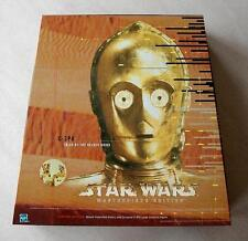 STAR WARS MASTERPIECE EDITION C-3PO FIGURE/BOOK (NEW)*