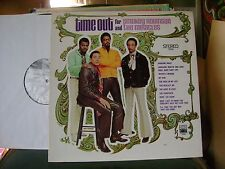 ORIGINAL MINT Promo SOUL LP~SMOKEY ROBINSON & THE MIRACLES~TIME OUT FOR~TAMALA