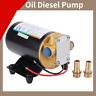 12v 3.7gpm Car Boat Marine Oil Diesel Fluid Transfer Scavenge Self-printing Pump