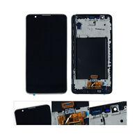 LCD Screen Touch Digitizer Assembly+Frame For LG Stylus Stylo 2 V VS835 Verizon