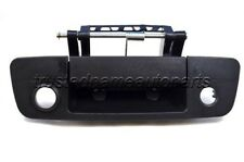 for Dodge Ram Rear Tailgate Handle Outside Camera Hole Black Textured 1500 3500
