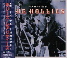 THE HOLLIES Rarities FIRST PRESS JAPAN CD OBI TOCP-7729 1A1 TO