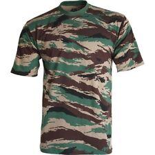 "Russian Army T-shirt Camo ""Tiger"" Military Hunting Fishing, Brand New"