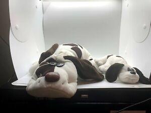 Basic Fun Pound Puppies Classic Stuffed Animal Plush Toy - New No box  w/certif.