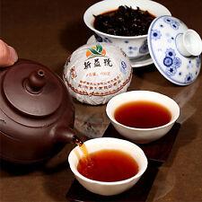 Yunnan Menghai Pu'erh Tea Puerh Black Ripe Bowl 100g